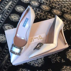 NWT Sarah Jessica Parker Wedding Shoes 👰🏻